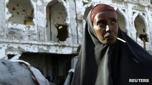 Bin Laden consejos Somalia