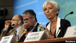 Christine Lagarde | Foto: Reuters