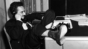 García Márquez, periodista