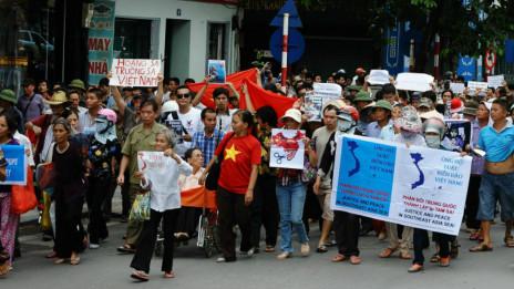 Cuộc biểu tình chống Trung Quốc lần hai ở Hà Nội