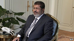 Rais Mohammed Morsi wa Misri