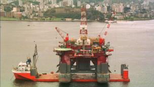 Plataforma de petróleo (Foto BBC)