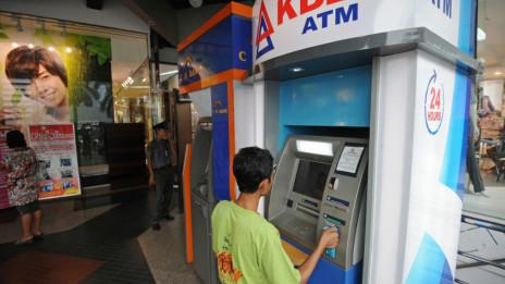 ATM ở Rangoon
