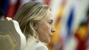 Ngoại trưởng Mỹ Hillary Clinton tại Diễn đàn an ninh khu vực ARF
