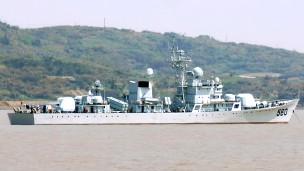 Tuần dương hạm Đông Quan 560