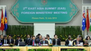 Hội nghị ngoại trưởng Asean ở Phnom Penh