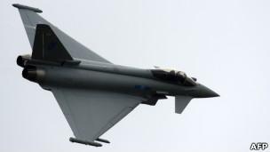 Истребитель Тайфун