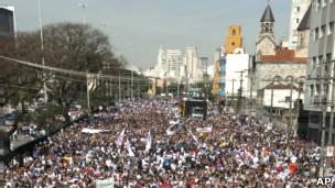 Marcha para Jesus em São Paulo | Foto: AP