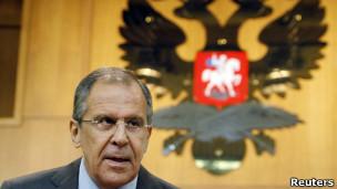 Sergei Lavrov/Reuters