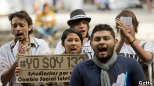 Movimiento estudiantil #YoSoy132