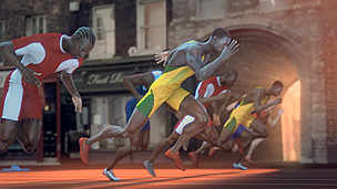 Magia q mostrará al mundo los Juegos Olímpicos d Londres