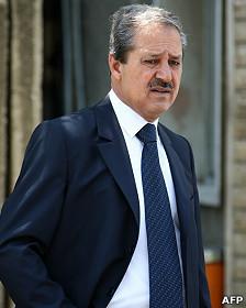 Nawaf Fares. Imagen de archivo: julio 2009