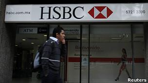 Sucursal de HSBC en México