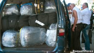 carro con bolsas