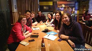 Grupo de estudos, baseado em São Francisco (Foto: Divulgação Coursera)