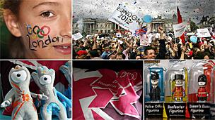 Londres ha tenido que proteger su marca y la de los patrocinadores.