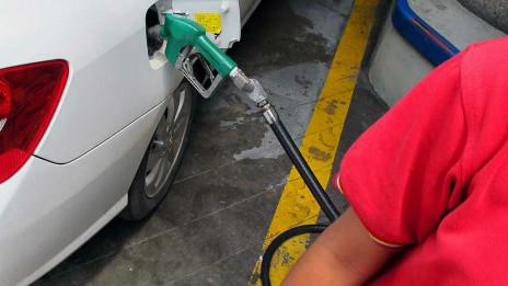 Gasolinera de Caracas