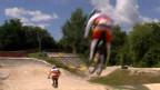 BMX-велосипедисты