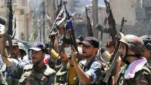 سوريا، معركة