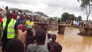 Mafuriko katika eneo la Jos