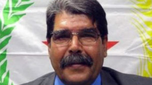 PYD Eş Başkanı Salih Müslim