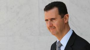 Shugaban kasar Syria, Bashar Al-Assad