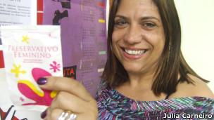 Mara Moreira (Foto: Júlia Carneiro)