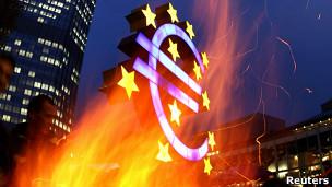 Un símbolo de euro