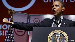 أوباما يوقع قانونا يدعم العلاقات العسكرية الامريكية-الاسرائي
