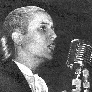 Eva Perón (Foto: Wikimedia Commons)