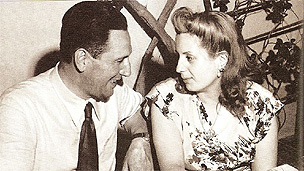 Juan e Eva Perón (Foto: Wikimedia Commons)