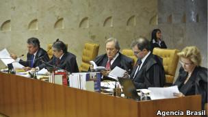 Supremo Tribunal Federal (Foto Agência Brasil)