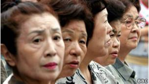 日本老年妇女