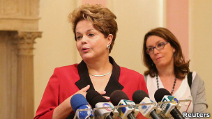 Dilma Rousseff | Crédito da foto: Reuters