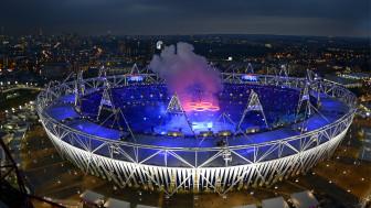Lễ khai mạc Olympics 2012