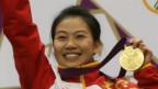 Huy chương vàng đầu tiên ở Olympics ở môn bắn súng