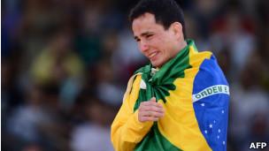 Felipe Kitadai (Foto: AFP/Getty Images)