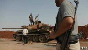 القتال في سوريا