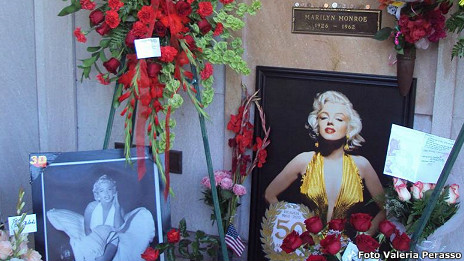 Recordando a Marilyn Monroe