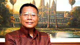 Đại sứ Hos Sereythonh