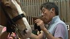 Хироси Хокетцу и его лошадь, Виспер