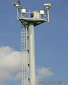 Torre radar
