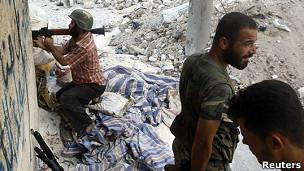 Aleppo Foto: AFP