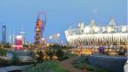ओलिम्पिक पार्कको दृश्य