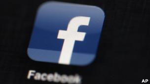 Facebook app para celular