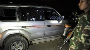 خبر عالمي انتحاري يقتل نفسه ويصيب تسعة في نيروبي