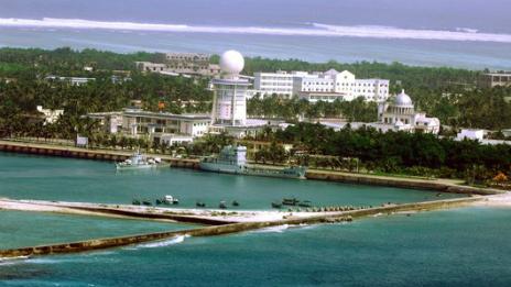 Thủ phủ 'thành phố Tam Sa'