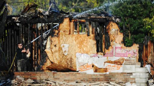 FBI Selidiki Masjid yang Dibakar