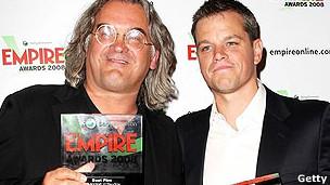 Paul Greengrass y Matt Damon