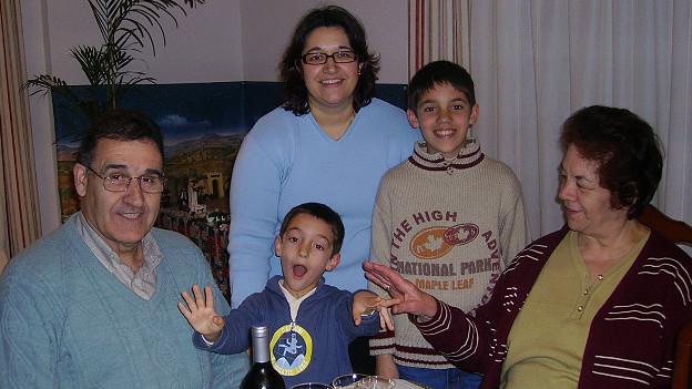 Familia Nieto y González Nieto